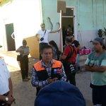 TALTAL.Intendente Volta y contingente militar trabajan en la comuna http://t.co/IeIgI36A3K