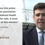 Shadow health secretary @andyburnhammp joined @afneil to talk about the NHS as #GE2015 issue on Fridays #bbcdp http://t.co/bHBVwECcEw