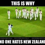 This is why Sri Lanka Cricket Fans Love New Zealand. NZ respected Sanga ! #LionsRoar #CWC15 #AUSvNZ  #SL #LKA http://t.co/C3B9r2H09c