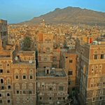 The view from my old house in Sanaa, Yemen. 2009. http://t.co/hBpAHijcH8
