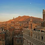 Posting photos from my life in Yemen today. 2009-2011. This is the view from my old room. http://t.co/2D594JIJM0