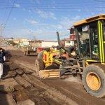 Toneladas de lodo sacan de calles cuadrillas del Gobierno Regional de Antofagasta, haciéndose cargo de la emergencia http://t.co/4BMVraqPnf