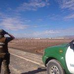 Antofagasta: Labor de Carabineros de la Escuela de Suboficiales enviados como refuerzo preventivo a la región http://t.co/6Xj0sdD7vG