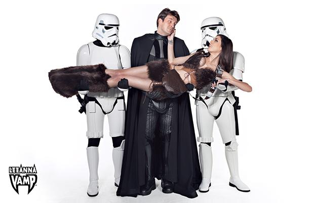 Happy Birthday @NathanFillion!!!! You make an awesome Vader, but more importantly an awesome friend