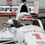 #IndyCar driver @12WillPower sets the fastest time on the track in the first practice session #FirestoneGP #GPStPete http://t.co/1gcTvPemy1