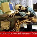 """#BaşbakandanÖğretmeneNisanda40BinAtama #BaşbakanHabertürkte @veyisates @Ahmet_Davutoglu Müjde bekliyoruz http://t.co/94cLt9Uepr ????"""""""