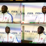 #USMNT @JozyAltidore spoke with @FIFAcom about his role on the #FIFA Task Force Against Racism And Discrimination http://t.co/pS650ndaVS