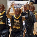West Virginia caught the fade last night. http://t.co/qJafoO5JeH http://t.co/MZuXGmS7KG