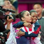 Here's how to watch Gabby Douglas and Aly Raisman's comeback gymnastics meet: http://t.co/FyiN0QNte3