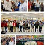 Inauguración de la nueva sucursal de la cadena Súper Gutiérrez en #PiedrasNegras @PURONJOHNSTON http://t.co/skmaeoNZCx