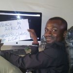 Rise up and push the agenda. Follow Global #LFCI Campaign for #Peace in Africa and be part. #2131Clubs http://t.co/Axds3F90TY