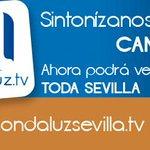 Llegamos AHORA SI a toda #Sevilla. Vive aquí la #SSanta15 (estamos en la antigua señal de 20TV) http://t.co/aCdhA5tiOQ