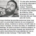 Un discurso lleno de arrogancia que no tuvo nada de cierto pues Cuba se quedó estancada en el tiempo y en el espacio. http://t.co/wRLq1U0fFc