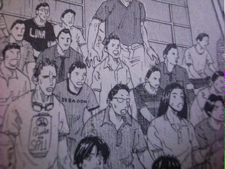 Built to SpillのDougのインタビュー。カナダのバンドのSlam Dunkの名前が上がってるけど、漫画の方のスラムダンクではモブキャラがBTSのTシャツを着てるコマがあった。 http://t.co/lPRLiuROVC http://t.co/rhHmbPSmQd