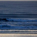 Who else wishes they were at the beach right now?! RT @SeaGroveSAB: Waves rolling in this morning #StAugustine. #surf http://t.co/N1RpXJU7W7
