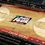 The #FinalFour court in all its glory!  Now, to find the four contenders... http://t.co/xI2KKeQaGE