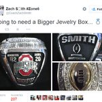 Ohio States national championship rings have arrived. (via @CoachZachSmith) http://t.co/cxniu1Y0QO