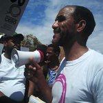 """@ManuelRobles44 """"Nos duele este pais, por eso estamos aqui, la impunidad es complicidad. """" http://t.co/k0ic4lmNnl"""