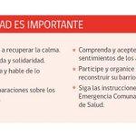 Porque su seguridad es importante tome en cuenta estas recomendaciones #Antofagasta #Taltal #Mejillones #Tocopilla http://t.co/8QQKEmDbHJ