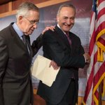 BREAKING: Reid endorses Schumer to replace him as Senate Dem leader http://t.co/9oRUdIWu0G http://t.co/75EYBviHV5