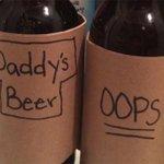 Mulher usa mensagem em cerveja para contar ao marido que ele será pai <3 http://t.co/X2llFG7LuQ #G1 http://t.co/ykioUL49dj