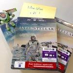 JEU │Follow @Fnac + RT pour gagner lédition Steelbook Collector Blu-Ray/DVD #Interstellar ! http://t.co/66ASKJrTiA http://t.co/RyuMMF6ppp