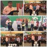 """En la Col. Vicente Guerrero entregando en Programa """"Pintemos Juntos Tu Casa"""" #Torreón http://t.co/mAFKPvcTvG"""