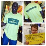 RT @BlackAssChi: 2Day Im #WearingYellowForSeth 2 support him. Love is Love Young Man. Thk u @thesoopergirl 4 making my T. http://t.co/Bquhz…