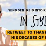 Take care, @SenatorReid. Thank you for fighting for us. http://t.co/EXK4PWiHM1