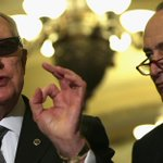 Harry Reid endorses Chuck Schumer to replace him http://t.co/SgGJQ6WFqA http://t.co/YMUM6DW0pE