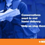End of home delivery of mail a sham. 200 millions in profit in 2014! http://t.co/fHIEjc2FZV #Canadapost #cdnpoli http://t.co/KIgnlquuKR