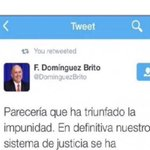 """""""@AlbaAltagracia : """"Dominguez Brito sigue manando odio contra nuestro queridisimo hermano, ing. Felix Bautista http://t.co/MJ8Y37lovL"""""""""""