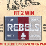 Not at #ECCC? No worries! RT this for a chance to win this exclusive @BrianWood #REBELS patch! http://t.co/KOyJsrgxMA http://t.co/pDV2El3EgT