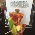 Twins will feature new Bloody Mary at Target Field, which is topped off with a slice of pizza. (via @Hrbie14) http://t.co/duooN64piZ