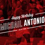 Happy birthday to #NFFC midfielder @Michailantonio. http://t.co/DzoGuzaKr9