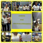Staff in the Force Control Room this morning  #wearyellowforseth http://t.co/W1uhjMQ1Nm