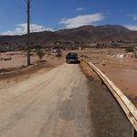 Así luce la entrada a Taltal :( http://t.co/iP3WaY2AkD