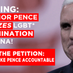 If youre outraged about this new #LGBT discrimination law sign now! http://t.co/rm9EqRIkJv #BoycottIndiana http://t.co/FRUzLbdx4m