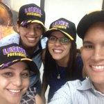 Con nuestras bellas gorras del líder @LeonelFernandez q nos regalara nuestro querido amigo @RaulBatista27. http://t.co/p5B1cg9Z6J
