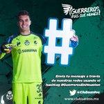 Envía tus mensajes de apoyo para el juego usando el hashtag #GuerrerosEnHouston. ¡Vamos #Guerreros! http://t.co/zUpmbIXwLa