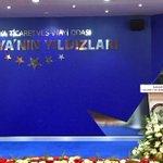 SATSO nın düzenlediği Sakarya nın Yıldızları programında ASP Bakanımız Sn. Ayşenur İslam konuşmalarını yapmakta. http://t.co/SPg0kkchfb