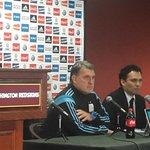 """#GiraPorEEUU """"Esperamos la evolución de Messi y M. Rodríguez para ver cómo formar el equipo"""". Martino en conferencia. http://t.co/T7nCRuzKY8"""