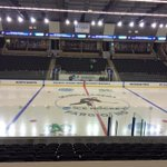 Michigan Tech v St. Cloud State NCAA tournament game to start in 50 minutes. Game on ESPN3 and @KVSCHockey http://t.co/4LszQq5ZNI