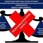 """""""@ @veyisates @HaberturkTV ADALET TERAZİMİZ HİÇ ŞAŞMASIN BAŞBAKANIM @RT_Erdogan @hamzayoldas_ YOLUNDA İNŞ http://t.co/Oj3ZDiIwUW""""yu"""""""