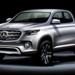 Mercedes-Benz will launch the first #pickup from a premium manufacturer before the end of the decade. #firstlook http://t.co/TBJCwevrPr