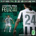 Hoy 29 de marzo, Sebastián Pérez, cumple 22 años. ¡Felicidades! http://t.co/vLu3h7GkNb