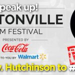 .@Rosie, please ask @BvilleFilmFest to tell @AsaHutchinson to VETO #HB1228! #LGBT #AR CLICK > http://t.co/5ATroUYgop http://t.co/OMSHkcKlvc