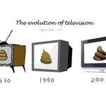 Lévolution de la télévision. http://t.co/VltLxjLKjF