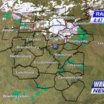 Heres a look at the radar across the #Louisville area. Catch the forecast on #WAVE3News at 5:00! #WAVE3Weather http://t.co/XObOwI9O7Q