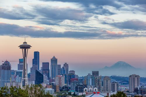 Travel to Seattle, Washington for as low as $155 roundtrip on Delta Airlines.